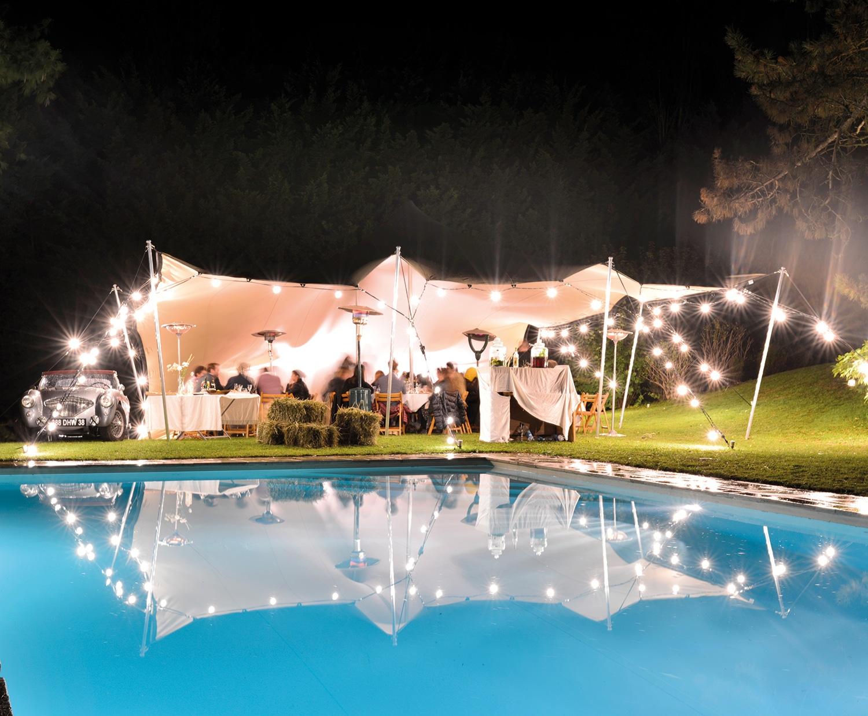 Beduin tent Flextent