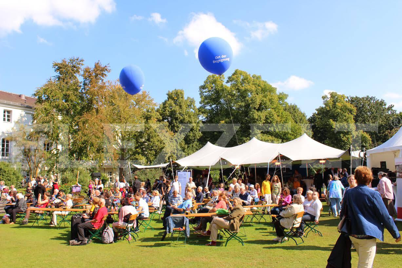 Flextent - Flexzelft - Burgerfest - Schloss Bellevue